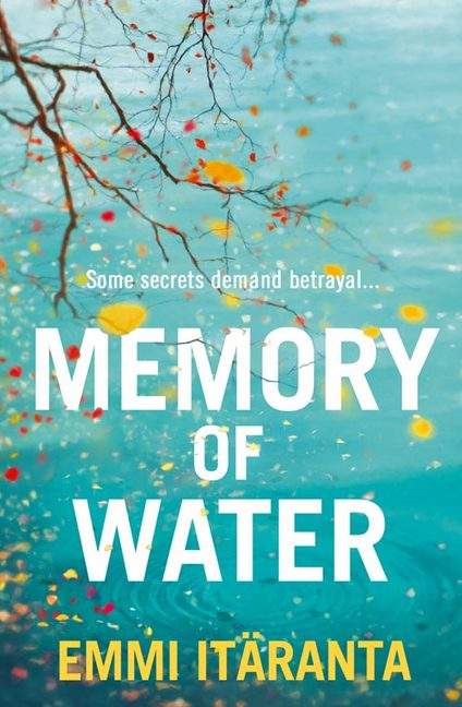 Memory of Water (Iso-Britannia, pokkari) book cover