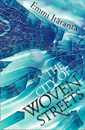 The City of Woven Streets (UK) book cover